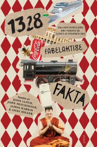 1328 fabelaktige fakta (ebok) av James Harkin