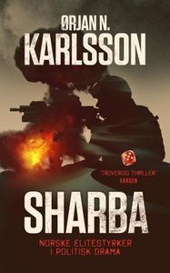 Sharba (ebok) av Ørjan N. Karlsson
