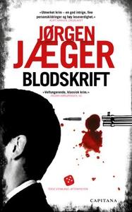 Blodskrift (ebok) av Jørgen Jæger