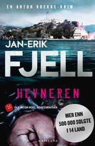 Hevneren (ebok) av Jan-Erik Fjell