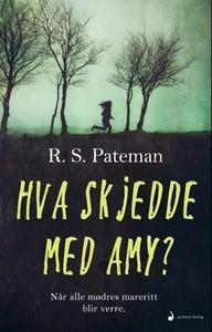 Hva skjedde med Amy? (ebok) av R.S. Pateman
