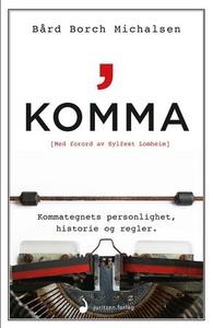 Komma (ebok) av Bård Borch Michalsen