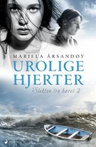 Urolige hjerter (ebok) av Mariela Årsandøy