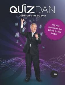 QuizDan (ebok) av NRK,  NRK