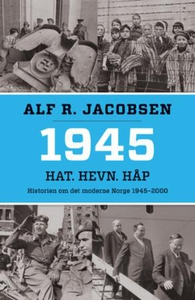 1945 (ebok) av Alf R. Jacobsen