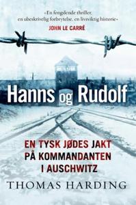 Hanns og Rudolf (ebok) av Thomas Harding