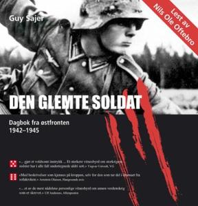 Den glemte soldat (lydbok) av Guy Sajer