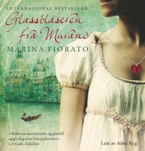 Glassblåseren fra Murano (lydbok) av Marina F