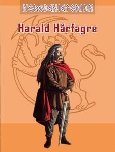 Harald Hårfagre (ebok) av Marte Østmoe