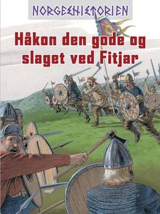 Håkon den gode og slaget ved Fitjar (ebok) av