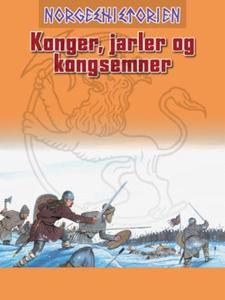 Konger, jarler og kongsemner (ebok) av Knut A