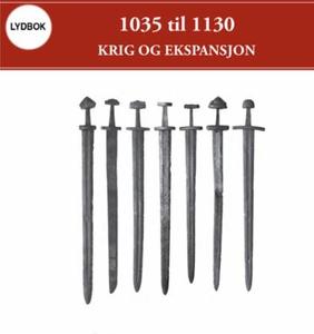 1035 til 1130 (lydbok) av Kim Hjardar