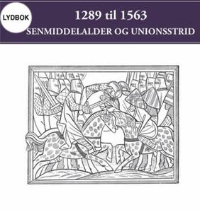 1289 til 1563 (lydbok) av Tor Einar Fagerland