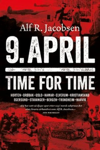 9. april -  time for time (ebok) av Alf R. Ja