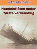 Handelsflåten under første verdenskrig