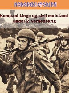 Kompani Linge og sivil motstand under 2. verd