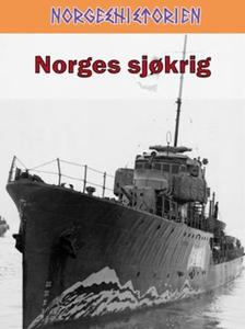 Norges sjøkrig (ebok) av Frode Lindgjerdet, F