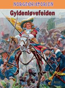Gyldenløvefeiden (ebok) av Frode Lindgjerdet,