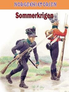 Sommerkrigen (ebok) av Tore Dyrhaug
