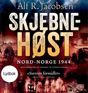 Skjebnehøst (lydbok) av Alf R. Jacobsen