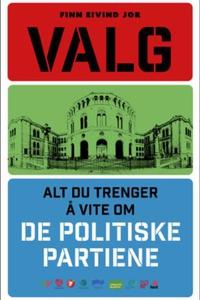 Valg (ebok) av Finn Eivind Jor
