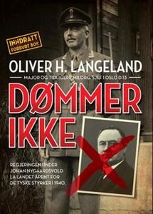 Dømmer ikke (ebok) av O.H. Langeland, Oliver