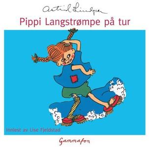 Pippi Langstrømpe på tur (lydbok) av Astrid L