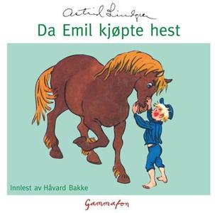 Da Emil kjøpte hest (lydbok) av Astrid Lindgr