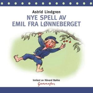 Nye spell av Emil fra Lønneberget (lydbok) av