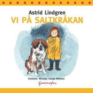 Vi på Saltkråkan (lydbok) av Astrid Lindgren