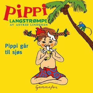 Pippi går til sjøs (lydbok) av Astrid Lindgre