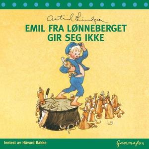 Emil fra Lønneberget gir seg ikke (lydbok) av