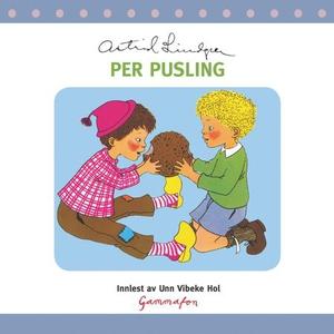 Per Pusling (lydbok) av Astrid Lindgren