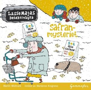 Safranmysteriet (lydbok) av Martin Widmark