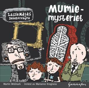 Mumiemysteriet (lydbok) av Martin Widmark