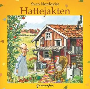 Hattejakten (lydbok) av Sven Nordqvist
