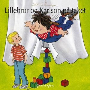 Lillebror og Karlson på taket (lydbok) av Ast