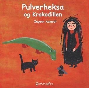 Pulverheksa og Krokodillen (lydbok) av Ingunn
