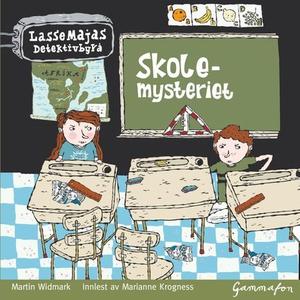 Skolemysteriet (lydbok) av Martin Widmark
