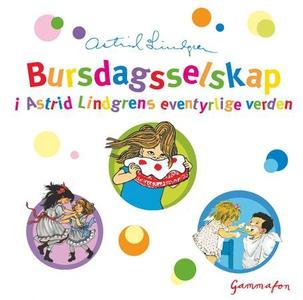 Bursdagsselskap i Astrid Lindgrens eventyrlig