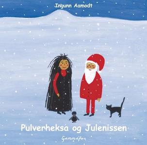 Pulverheksa og Julenissen (lydbok) av Ingunn
