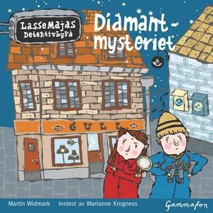 Diamantmysteriet (lydbok) av Martin Widmark