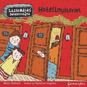 Hotellmysteriet (lydbok) av Martin Widmark
