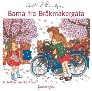 Barna fra Bråkmakergata (lydbok) av Astrid Li