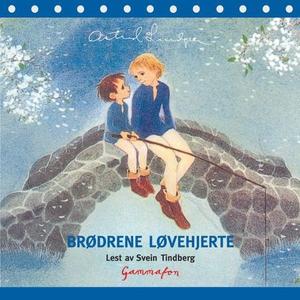 Brødrene Løvehjerte (lydbok) av Astrid Lindgr