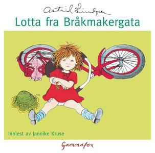 Lotta fra Bråkmakergata (lydbok) av Astrid Li