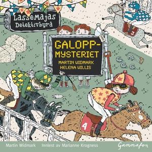 Galoppmysteriet (lydbok) av Martin Widmark