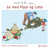 Jul med Pippi og Lotta