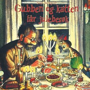 Gubben og katten får julebesøk (lydbok) av Sv
