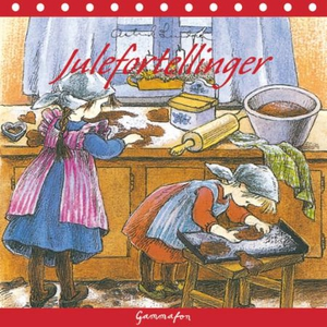 Julefortellinger (lydbok) av Astrid Lindgren